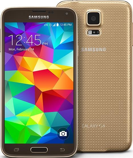 samsung galaxy s5 duos g900fd 4g dual sim 16gb gold. Black Bedroom Furniture Sets. Home Design Ideas