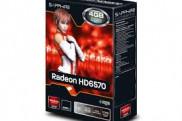 Sapphire Graphic Card HD6570 4GB DDR3 PCIE LITE in Pakistan