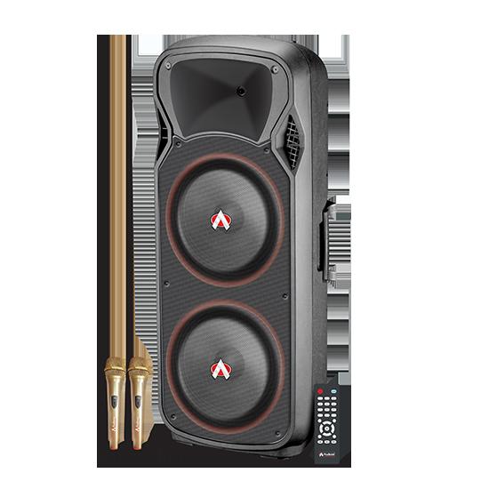 Audionic Mh 120 Mehfil Portable Trolley Speaker