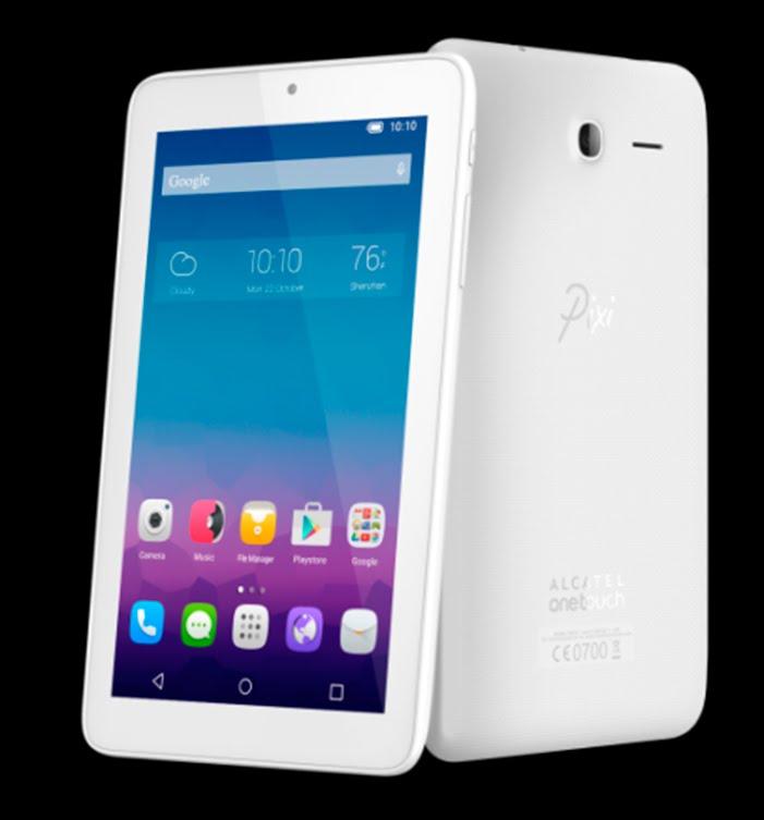 Alcatel Pixi 3 (7) 3G White