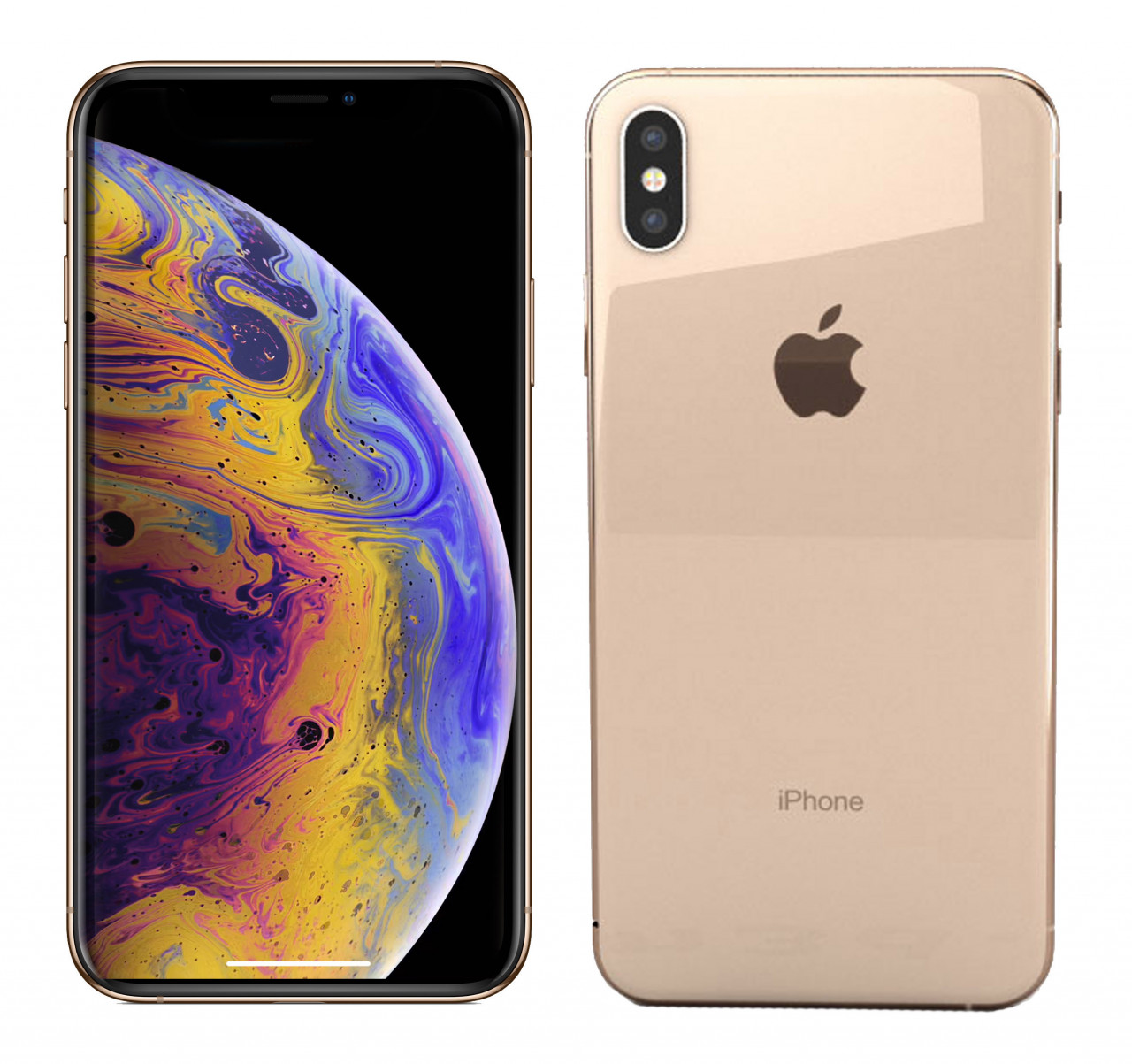 51ac66898fc Apple iPhone XS Max 64GB Gold Price In Pakistan - Home Shopping