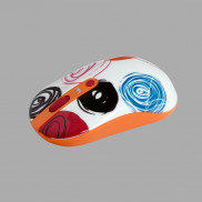 CROWN Wireless Mouse CMM926Wc Circle Design Price in Pakistan