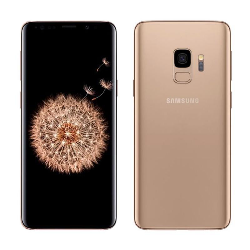 Samsung Galaxy S9 G960U Single Sim (4G, 4GB RAM, 64GB ROM, Sunrise Gold)
