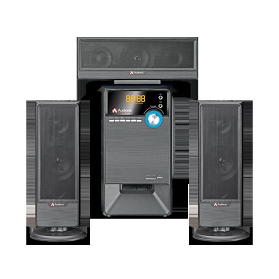 Audionic Bluetune Bt 950 3 1ch Speaker Price In Pakistan