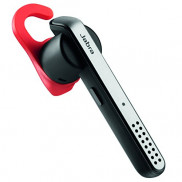 Jabra STEALTH Bluetooth Headset  Retail Packaging  Black