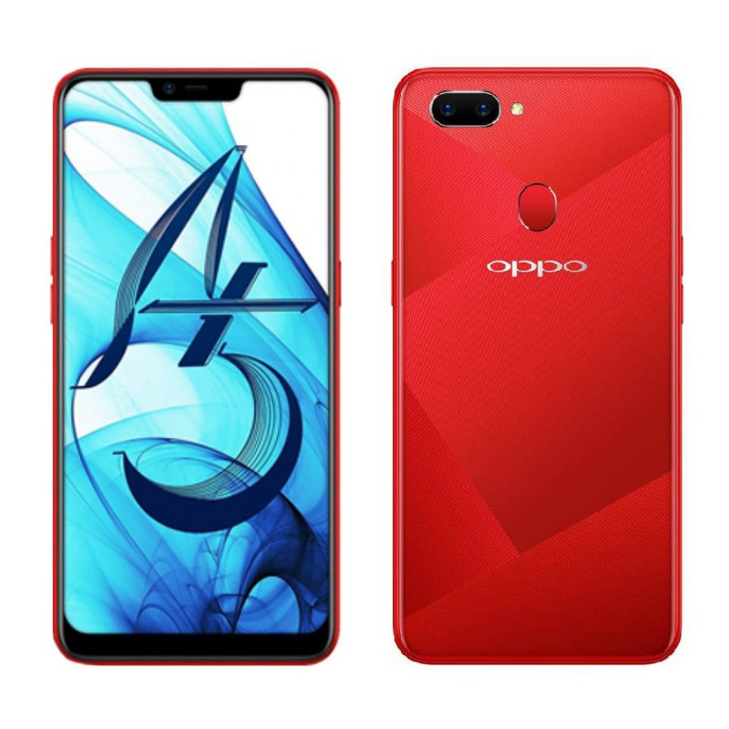 Oppo A3s Price in Pakistan (Red Dual sim 32GB)- Home shopping