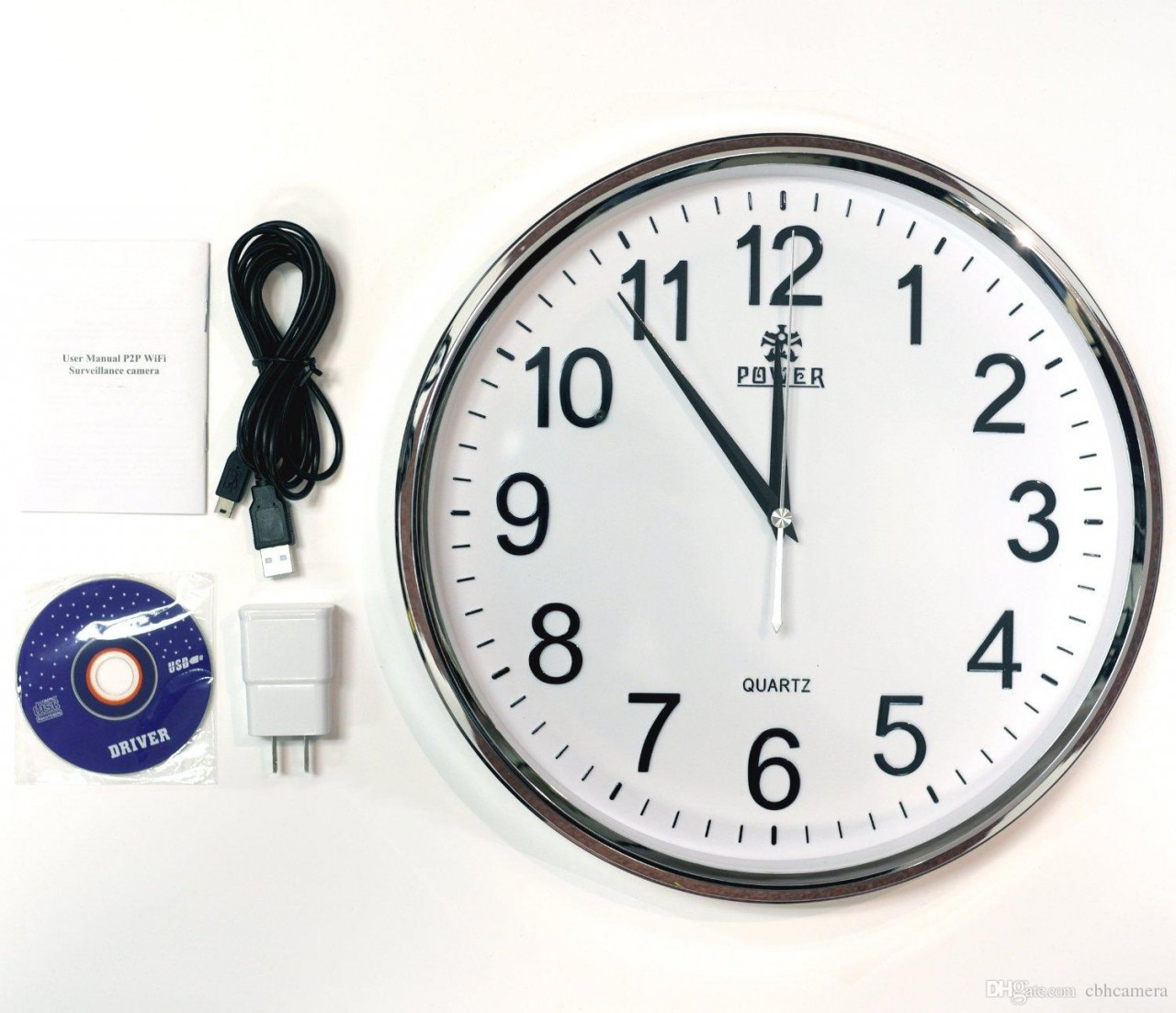 Hidden wifi wall clock 1080p price in pakistan image amipublicfo Choice Image