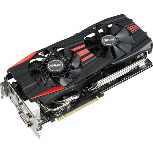 ASUS AMD Radeon R9 290X 4GB GDDR5 512-bit Overclocked DirectCU II Edition  R9290X-DC2OC-4GD5 with 3 Years Local Warranty