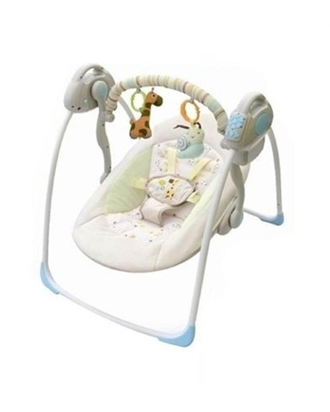 Toy Galaxy 3008 Joy Maker Electrical Baby Bouncer Gre