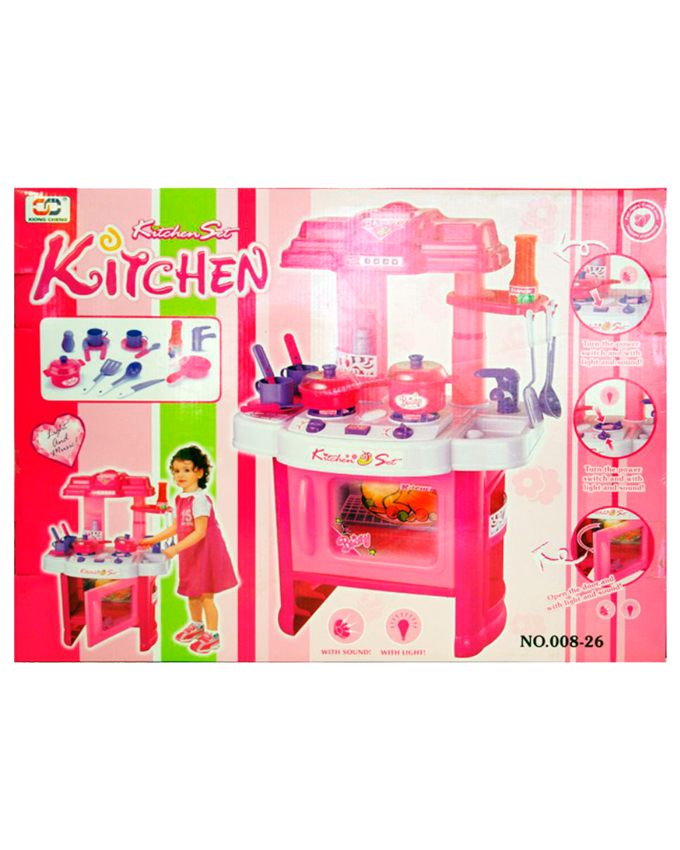 Kitchen game set price in pakistan home shopping for Kitchen set 008 82
