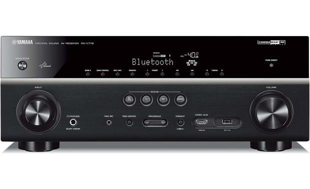 Yamaha Natural Sound Av Receiver Bluetooth