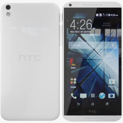 HTC Desire 816 (8GB, Dual Sim, White)