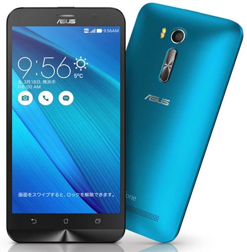 Asus Zenfone Go ZB551KL Lake Blue Price In Pakistan