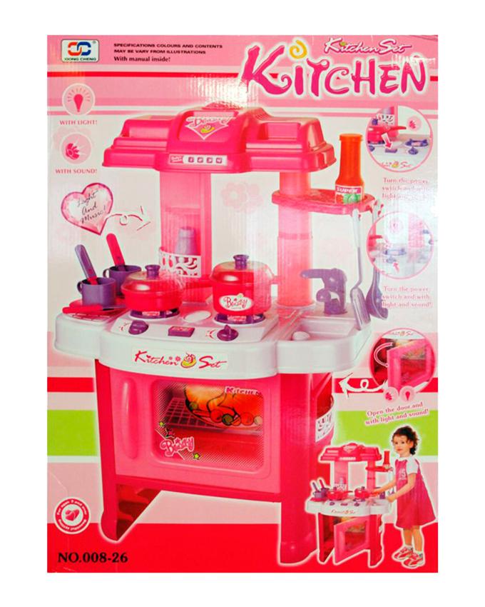 Kitchen game set price in pakistan home shopping for Kitchen set wala game