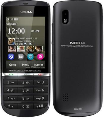 Nokia Asha 300 1