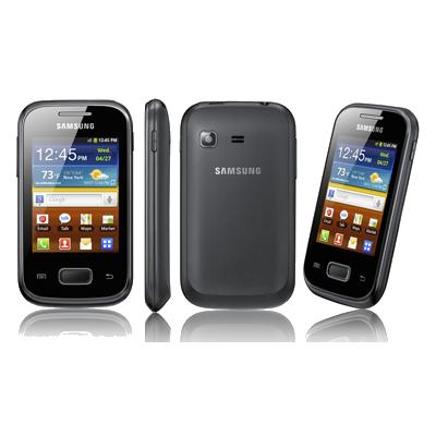 Samsung Galaxy Pocket S5300 (Black) 1