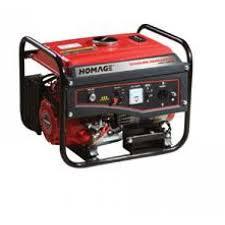 homage generator hgr 10 kva g 1000 watt electric star gas