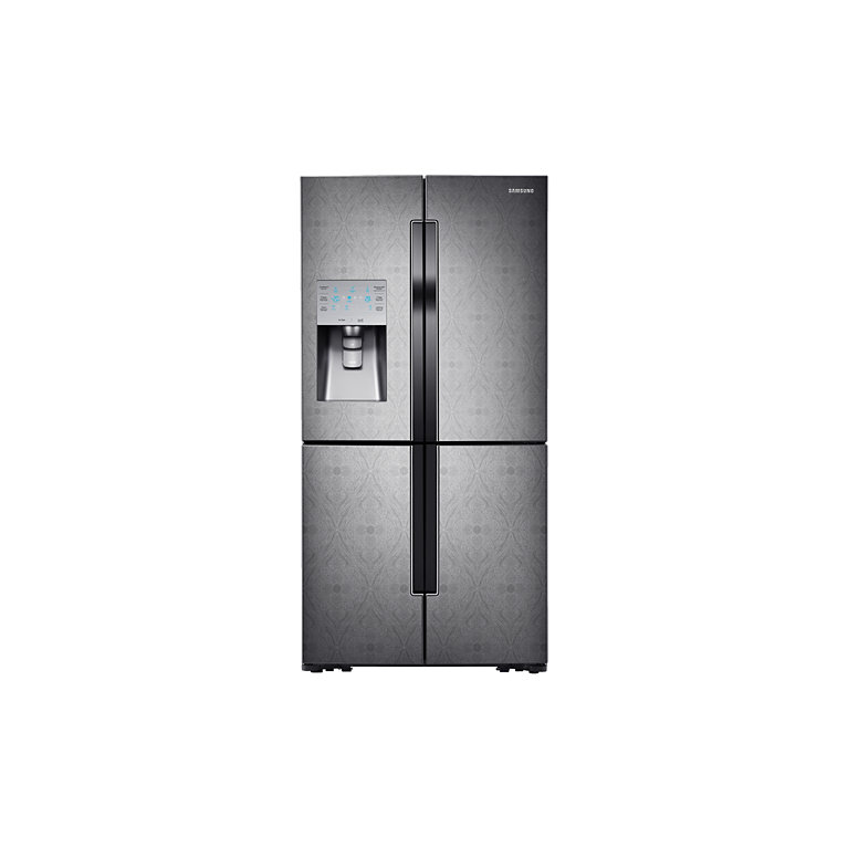 Samsung Rf858qalaxw French Door Side By Side No Frost Ref
