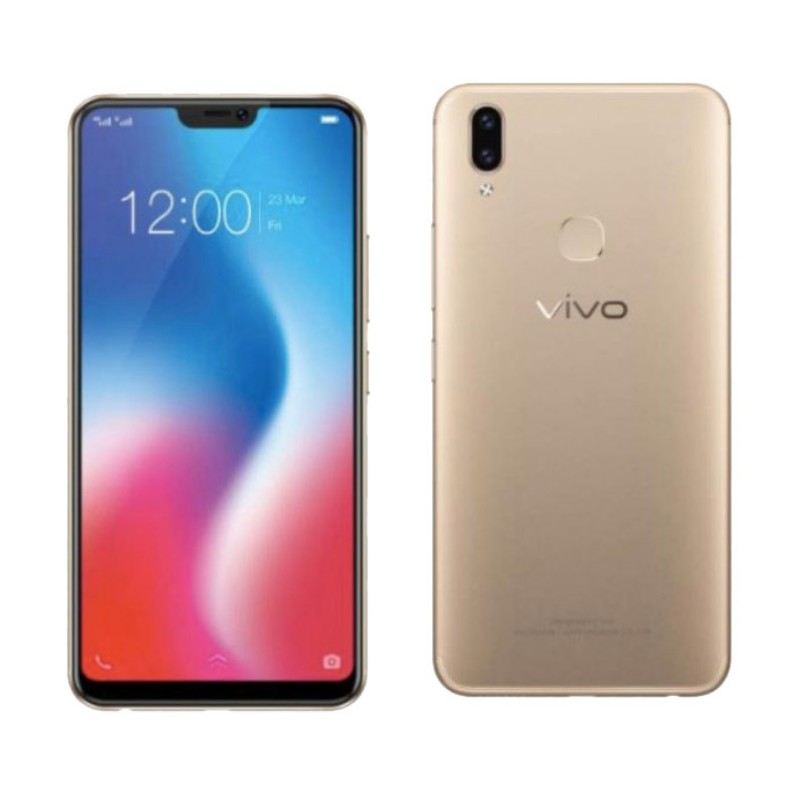 Vivo V9 Dual Sim Gold Price In Pakistan Home Shopping