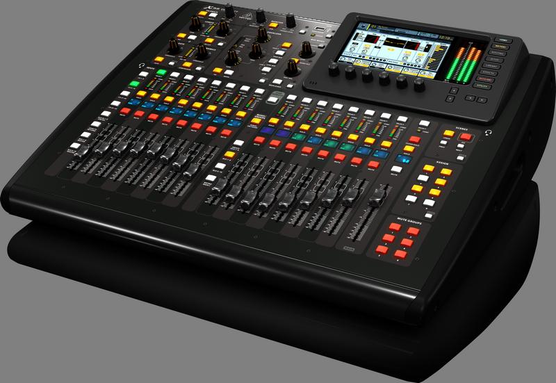 Behringer X32 Compact Compact 40input 25bus Digital Mixin