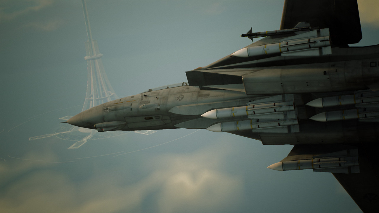 Ace Combat 7 - Skies Unknown Game l PS4 - PlayStation