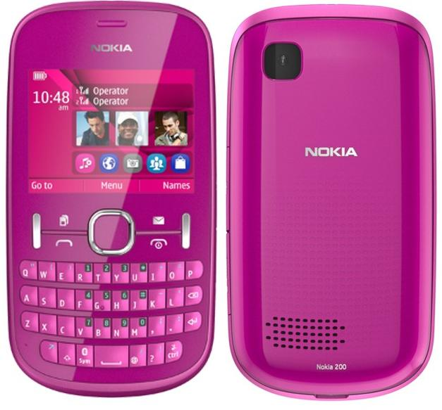 low priced 752df 8046d Nokia Asha 200 Pink Price in Pakistan . Home Shopping