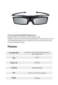 D Active Glasses Samsung Price In Pakistan