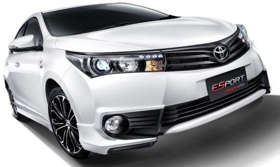 Toyota Corolla Led Projection Headlights Model 2017