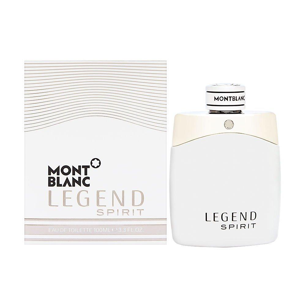 Montblanc Legend Spirit For Men Edt 100ml Home Shopping Be The Eau De Toilette