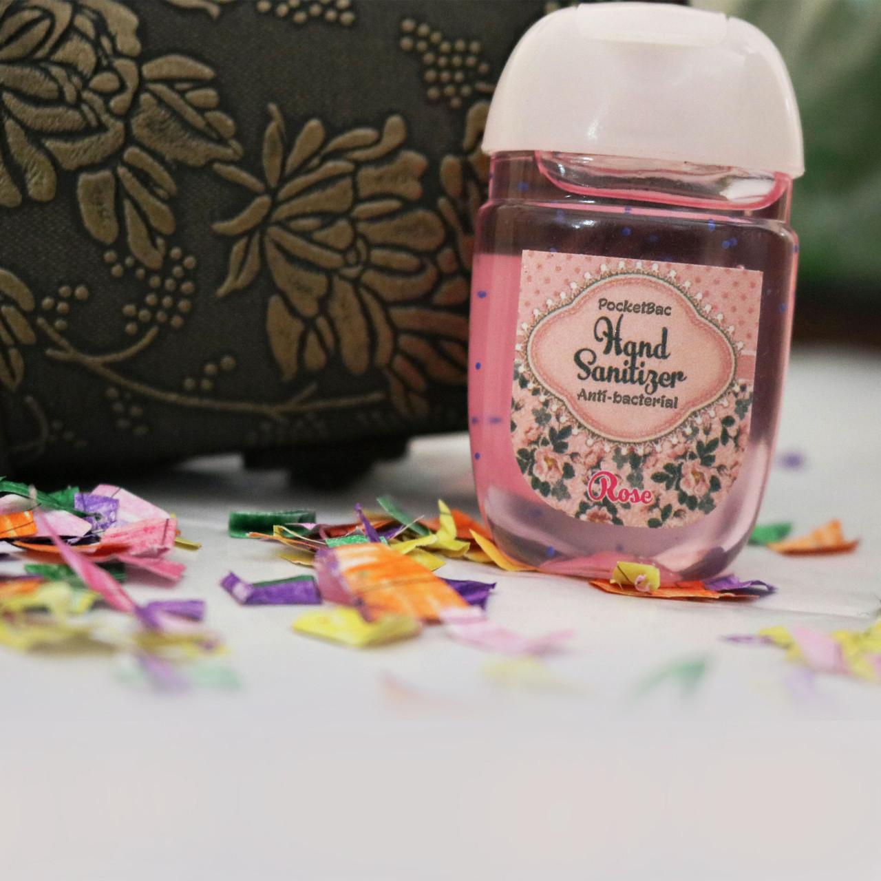 Hand Sanitizer Mini Cute Bottle