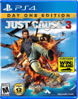 Just Cause 3 For PlayStation 4 Price In Pakistan