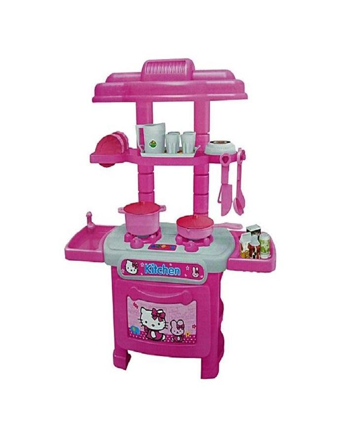 Hello Kitty Kitchen Play Set Pink V405 Price In Pakistan