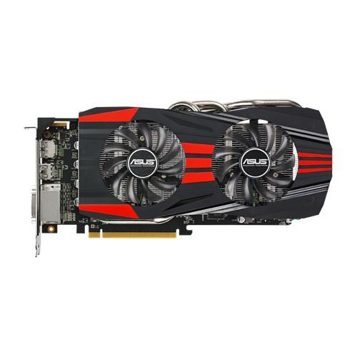 ASUS Radeon R9 270X DirectCU II OC 4GB 256-bit GDDR5 R9270X-DC2T-4GD5 PCI-e  Graphic Card (3 Years Local Warranty)