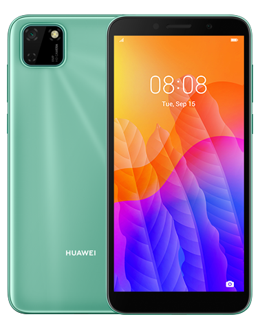 Huawei Y5p (4G, 2GB, 32GB,Mint Green) With Official Warranty