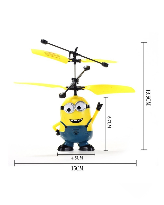 Toy Galaxy Rechargeable Flying Minion Best Retail Price I