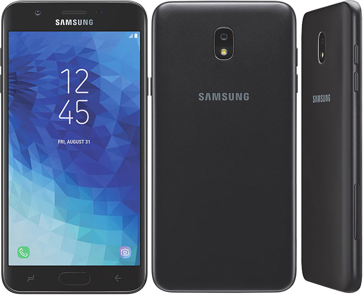 Samsung Galaxy J7 - J737V (4G - 32GB, black) American Stock