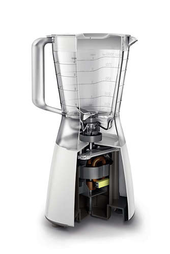 Philips HR2056/00 Blender (White)