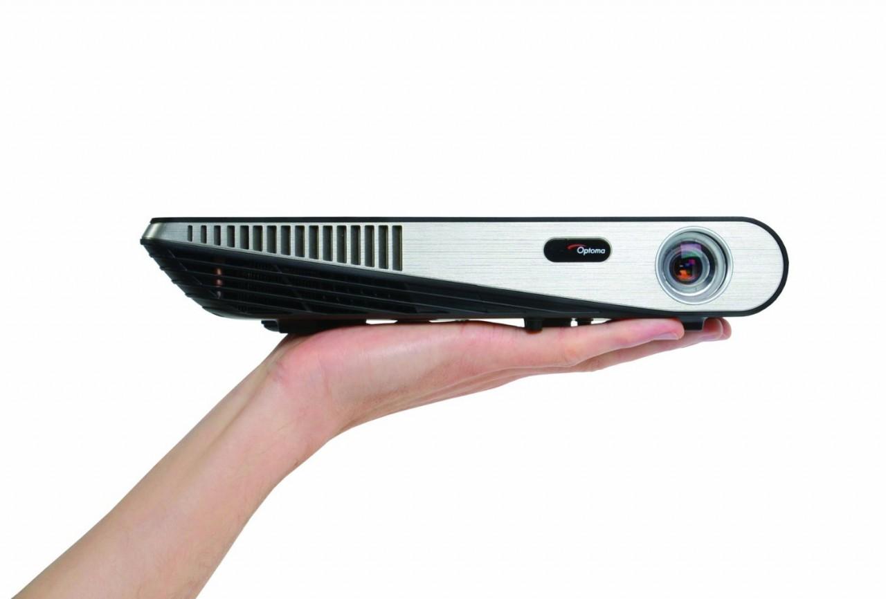 Optoma ML1000P WXGA 1000 Lumen 3D Ready Portable DLP LED