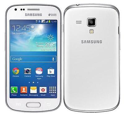 Samsung Galaxy S Duos 2 S7582 (3G, Dual-Sim, White) 1