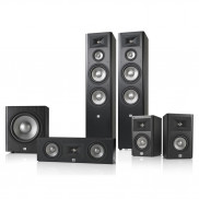 JBL Studio 290 51 Home Theater Speaker System Package Black Price in Pakistan