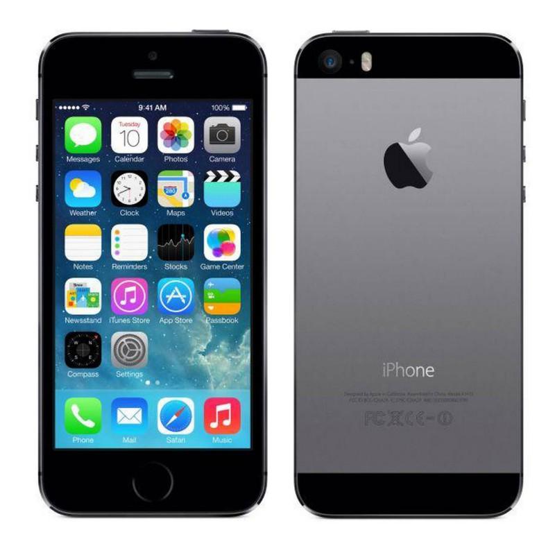 Apple iPhone 5 (16GB, Black, Factory Unlocked) American Used