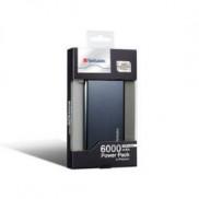Verbatim 6000mAh LiPolymer Power Pack Charger Black in Pakistan