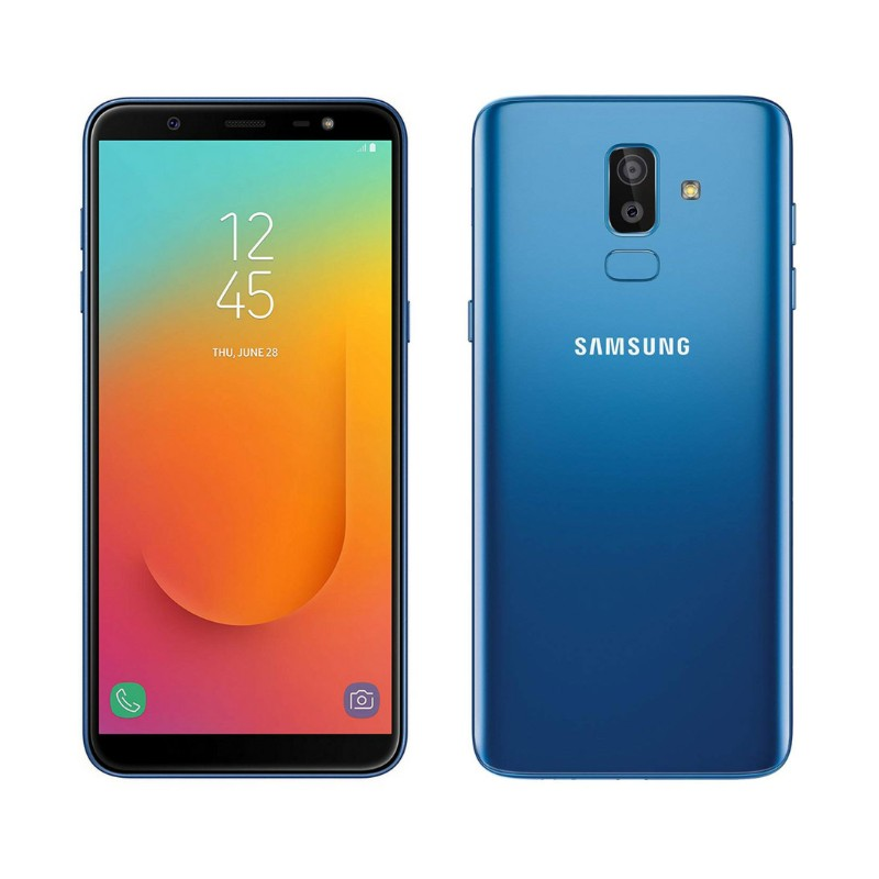 samsung galaxy j8 32gb blue price in pakistan home shopping. Black Bedroom Furniture Sets. Home Design Ideas