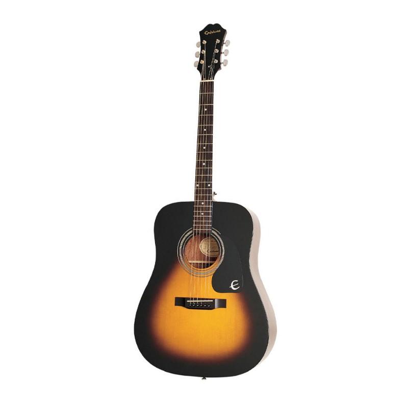 Epiphone DR 100 Semi Acoustic Guitar Sunburst (Super Copy)
