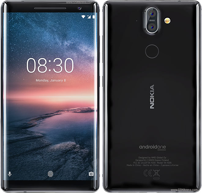 huge selection of d9a13 ae980 Nokia 8 Sirocco