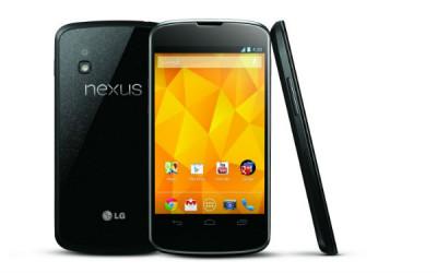 LG Google Nexus 4 E960 (8GB, 3G, Wifi, Black) 1
