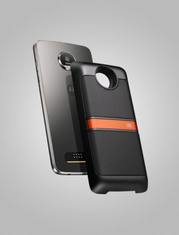 Motorola Moto Z XT1650 (4G, 32GB, Black/Gray) With JBL Sound Boost Official Warranty