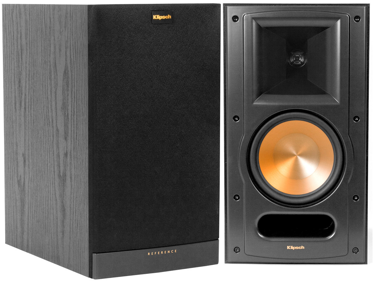 klipsch rb 61 ii black bookshelf speakers in pakistan. Black Bedroom Furniture Sets. Home Design Ideas