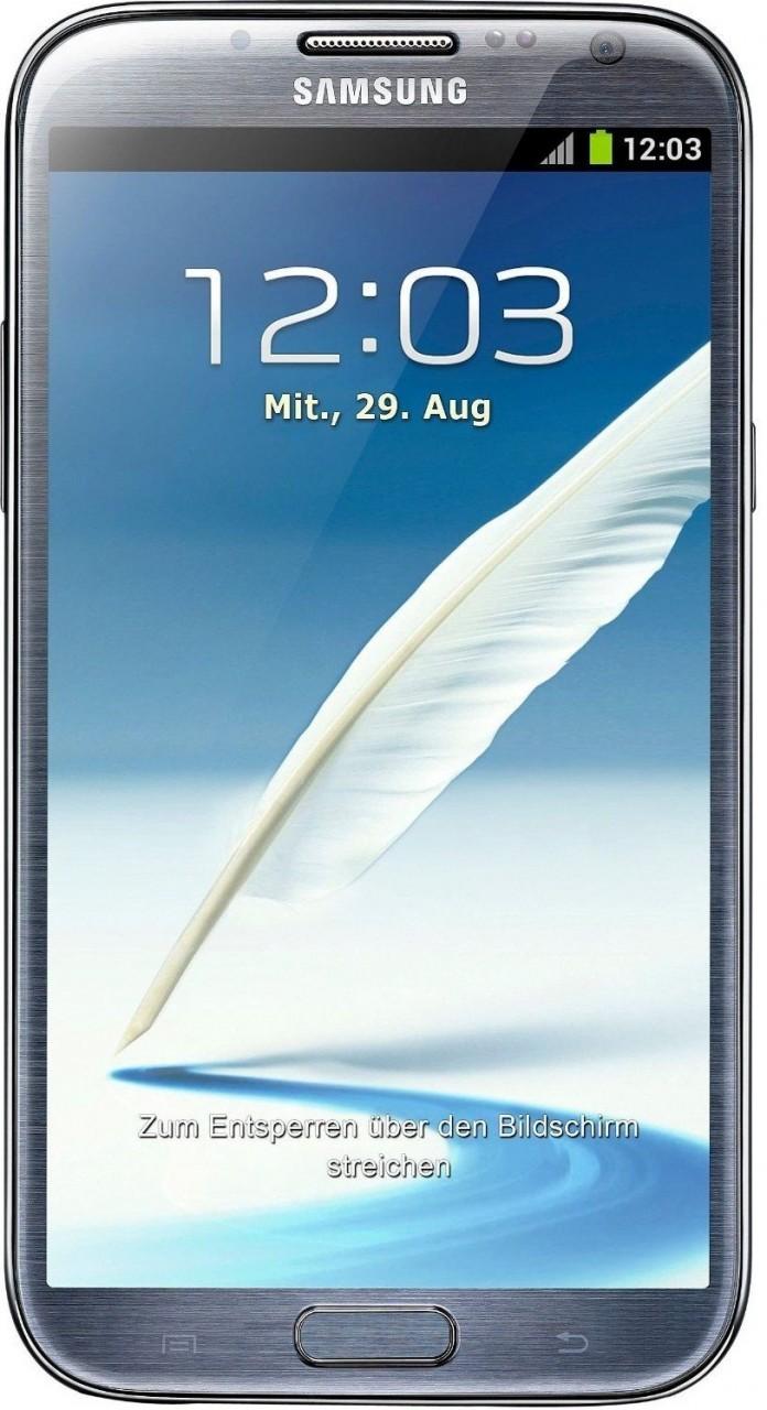 Samsung Galaxy Note II N7100 (16GB, Grey)