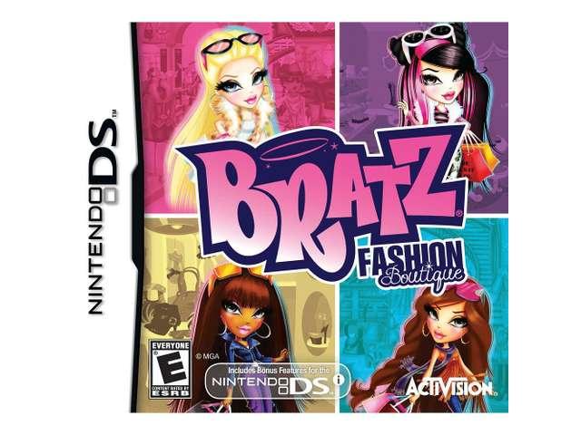 Bratz Fashion Boutique For Nintendo Ds Inm Pakistan